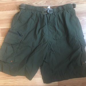 Columbia Outdoor Cargo Shorts